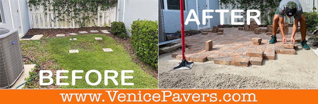 Paver Installation-Venice FL