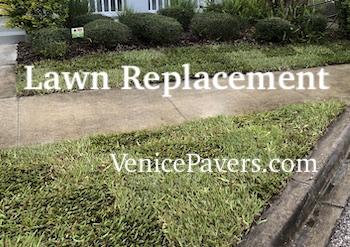 Lawn Replacement Venice FL