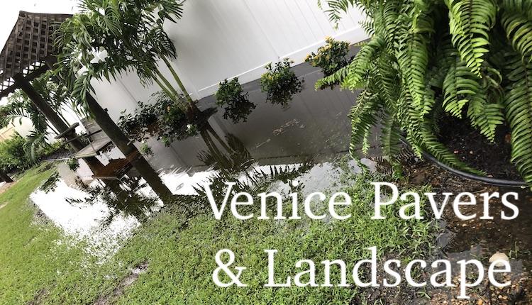 Landscape Drainage Venice FL